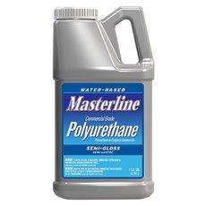 Masterline Polyurethane Semi-Gloss Wood Finish