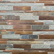 Copper Canyon Metallic Mosaic