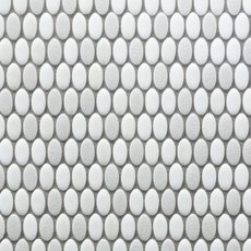 Abalone Ellipse Ceramic Mosaic