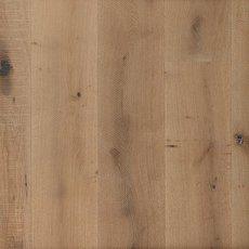 Palomino White Oak Distressed Engineered Hardwood XL Plank