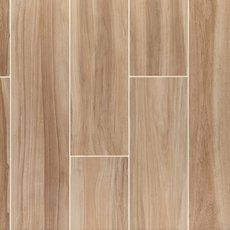 Bradford Natural Wood Plank Porcelain Tile