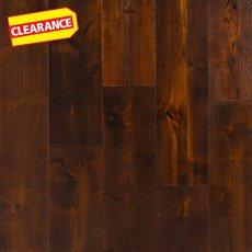Clearance! Tropical Sand Birch Engineered Hardwood