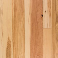 Hickory Natural Wire Brushed Engineered Hardwood