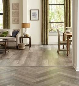 Ways To Use The Herringbone Trend