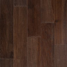 Hickory Salso Hand Scraped Water-Resistant Engineered Hardwood