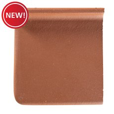 New! Colonial Red Quarry Left Outside Corner