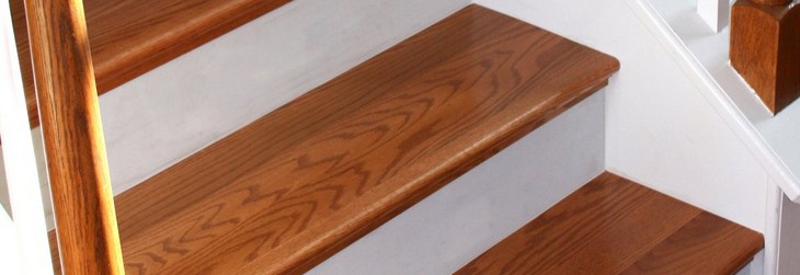 WOOD STAIR PARTS