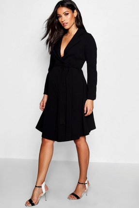 Asos Maternity Swing Dress With Short Sleeve Shop Asos Maternity