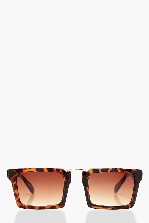 Product photo of Tortoiseshell retro fashion glasses