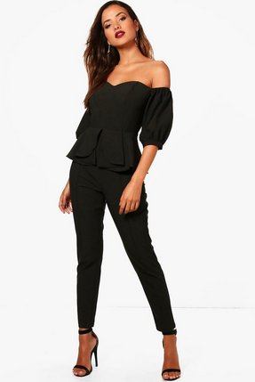e50eec6636 Shop for Plus bandeau peplum dress - clothing - Latest 2018 fashions