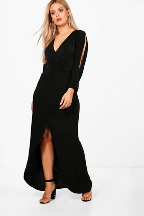 5330c3d762d twist front maxi dress - Shop twist front maxi dress online - Latest ...
