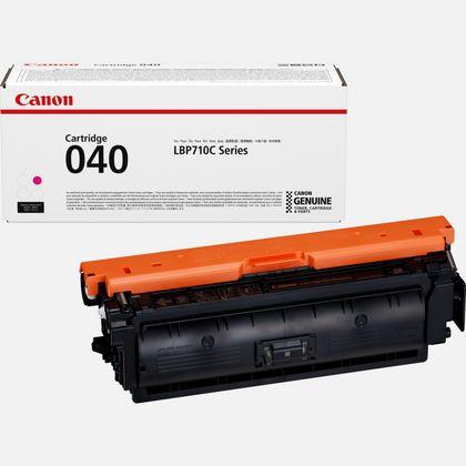 Cartouche toner magenta Canon 040M