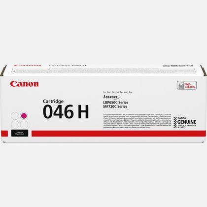 Cartouche de toner magenta haut rendement Canon 046H
