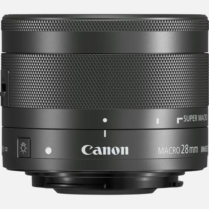 Objectif Canon EF-M 28mm f/3.5 Macro IS STM
