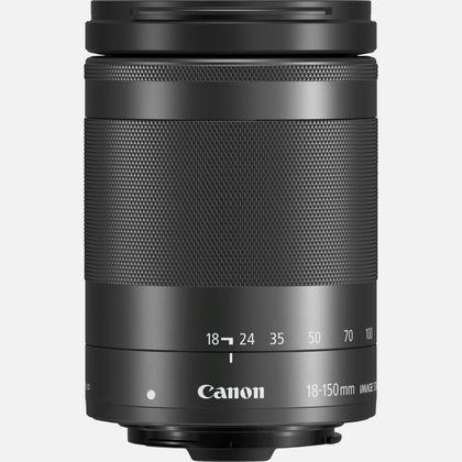 Objectif Canon EF-M 18-150mm f/3.5-6.3 IS STM - Noir
