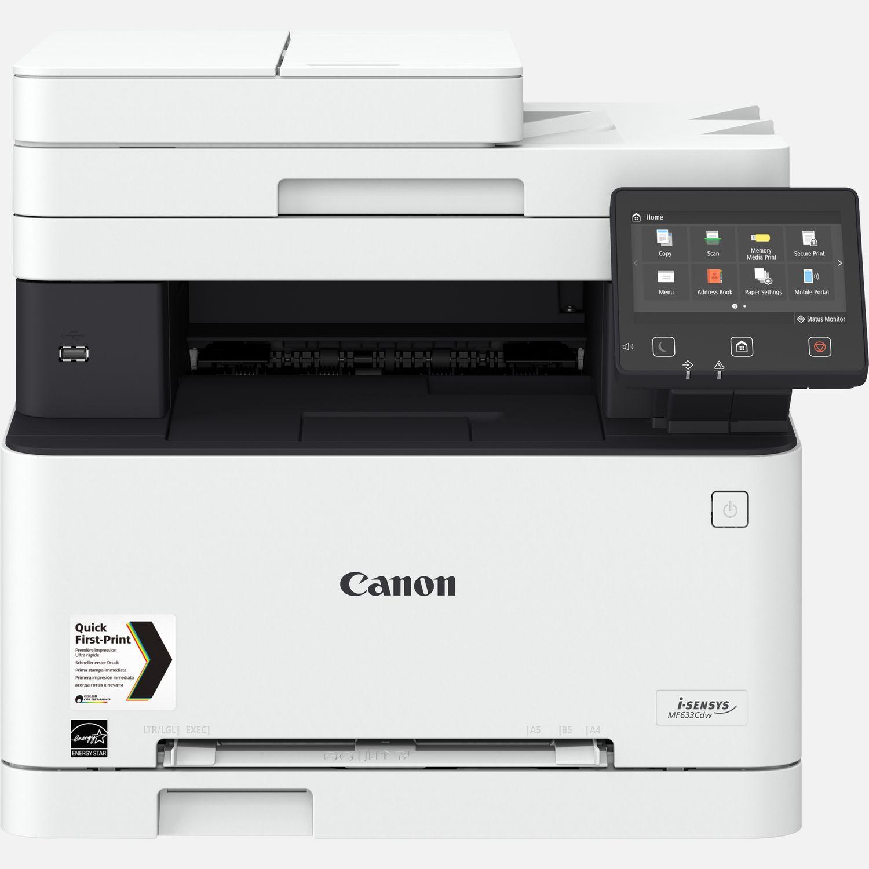 Buy Canon i-SENSYS MF633Cdw — Canon UAE Store