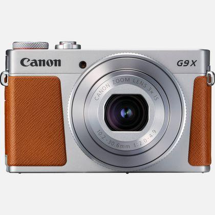 Canon PowerShot G9 X Mark II - Argent