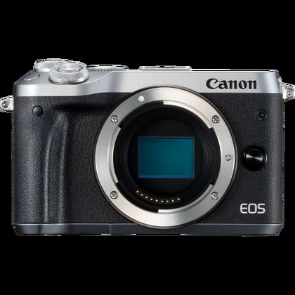 Canon EOS M6 boîtier argent