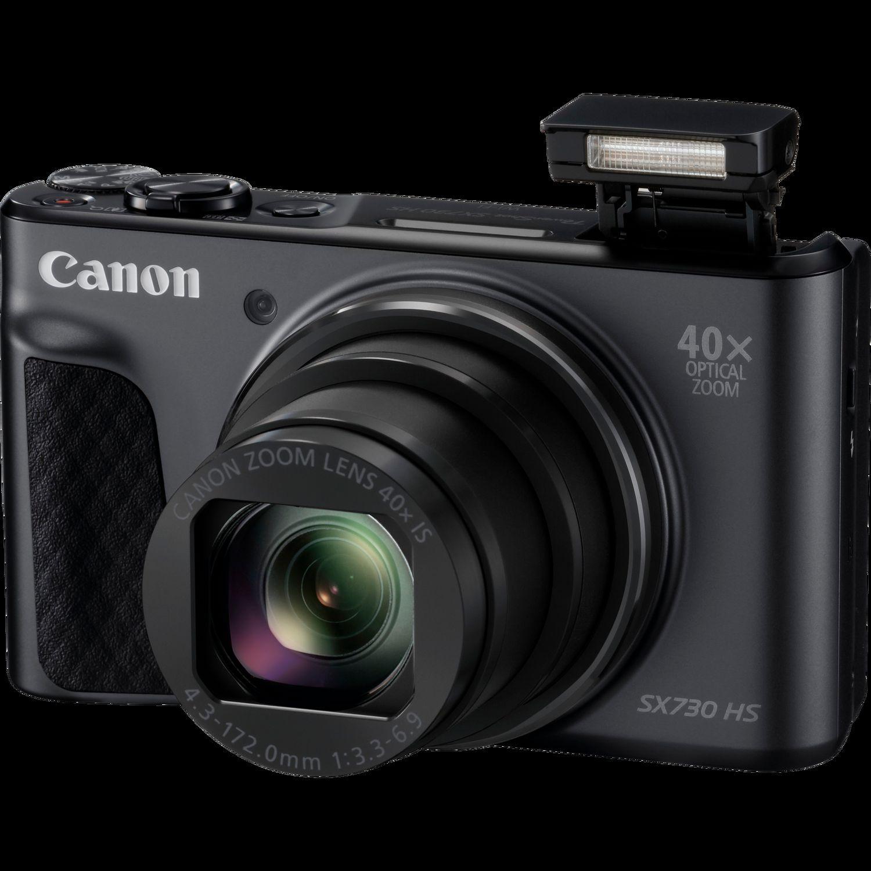 Buy Canon PowerShot SX730 HS Black in Superzoom Cameras ...
