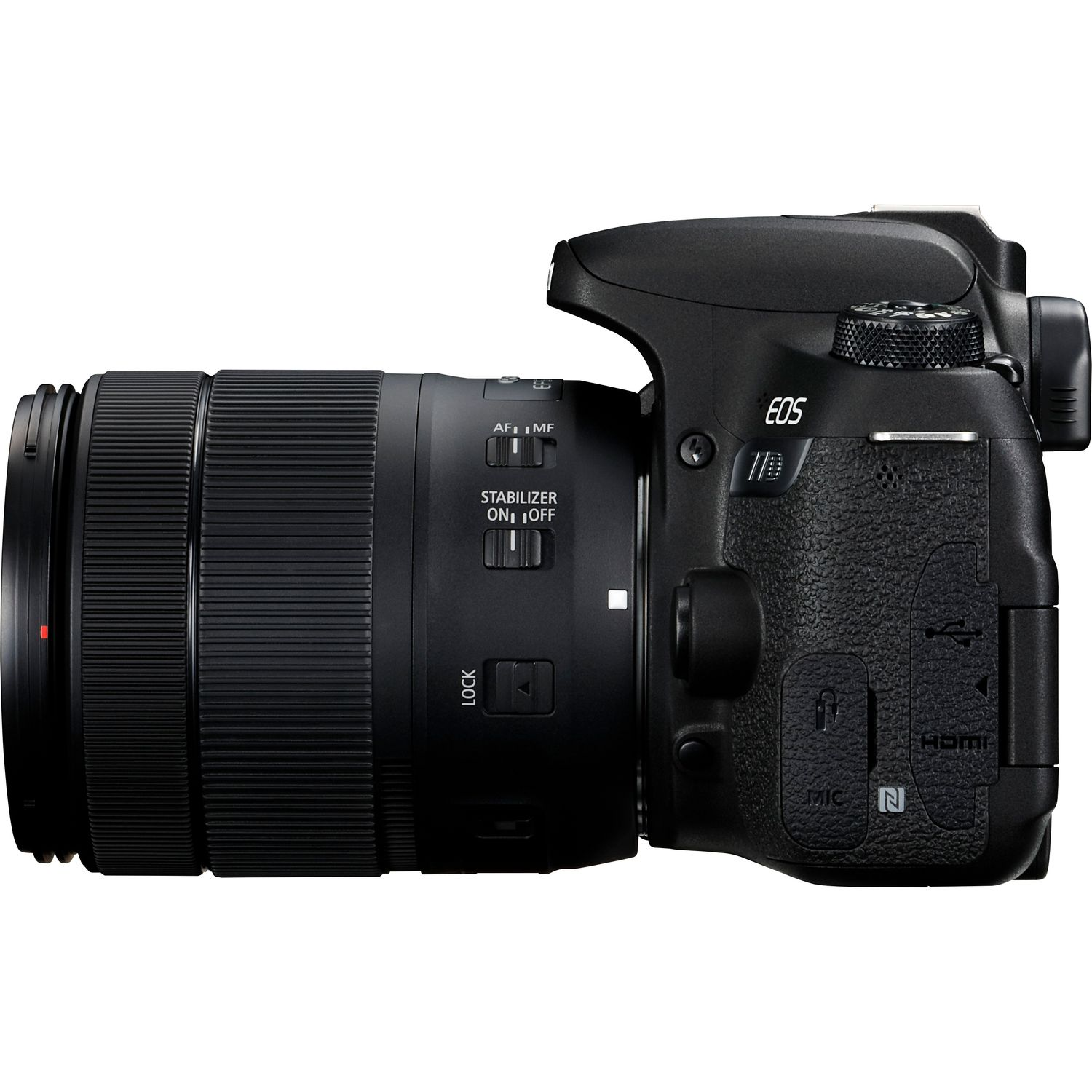 buy canon eos 77d 18 135mm is usm lens in wi fi cameras. Black Bedroom Furniture Sets. Home Design Ideas
