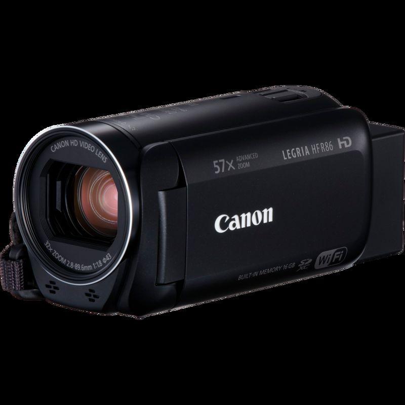 Canon Legria Hf R86 High Definition Digital Camcorder 1959c006 Foto & Camcorder