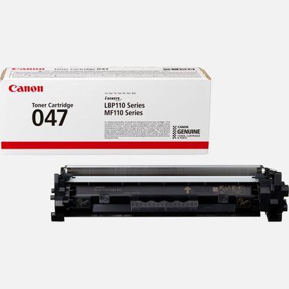 Cartouche de toner Canon 047, noir