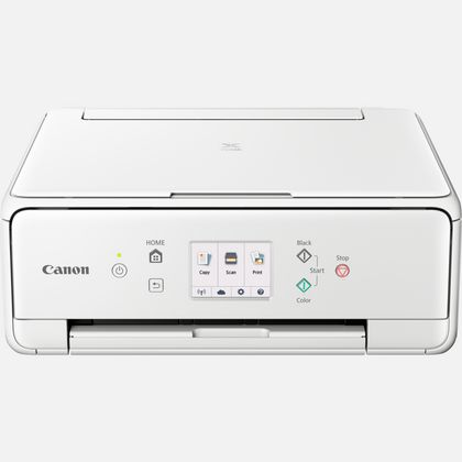 Canon PIXMA TS6151 Multifunctionele inkjetprinter Printen, Scannen, Kopiëren WiFi, Bluetooth, Duple