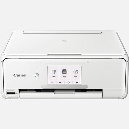 Canon PIXMA TS8151 - Blanc