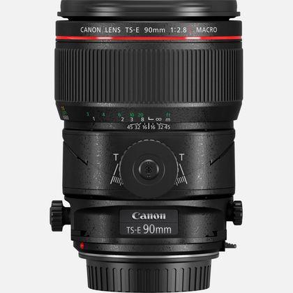 Objectif macro Canon TS-E 90mm f/2.8L
