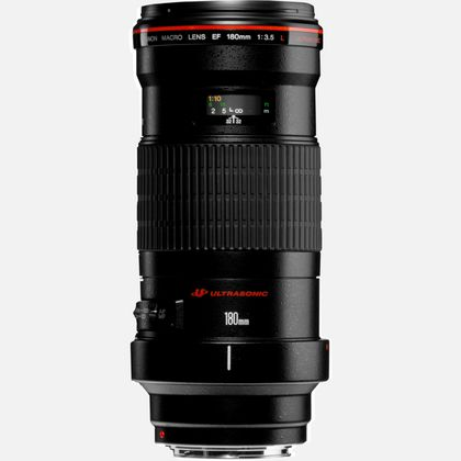 Objectif Canon EF 180mm f/3.5L Macro USM