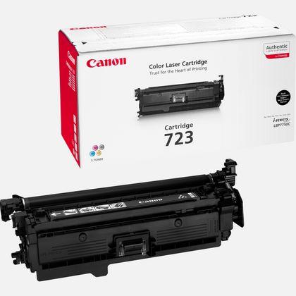 Cartouche toner noir Canon 723BK