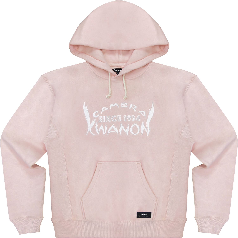 f1dea9d4214 Canon Vintage Logo Womens 100% Cotton Hoody Long Sleeve Hoodie ...