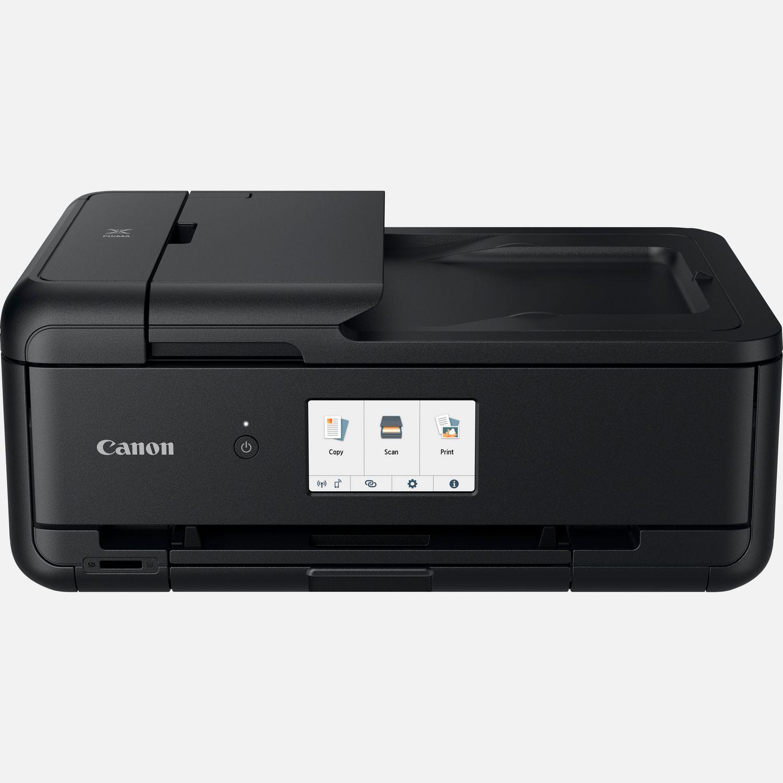canon pixma ts9550 tintenstrahl multifunktionssystem schwarz in wlan drucker canon. Black Bedroom Furniture Sets. Home Design Ideas
