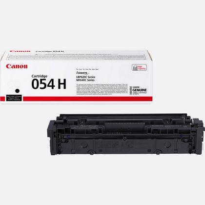 Cartouche de toner haut rendement Canon 054 H, noir