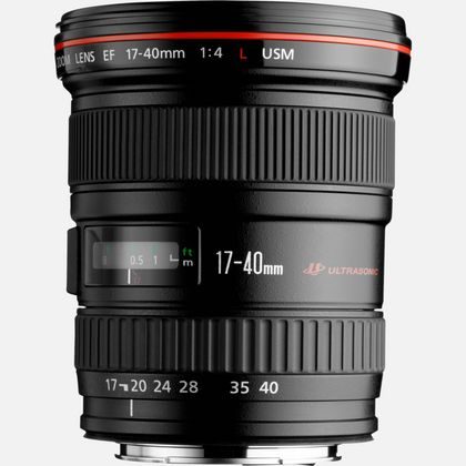 Objectif Canon EF 17-40mm f/4L USM