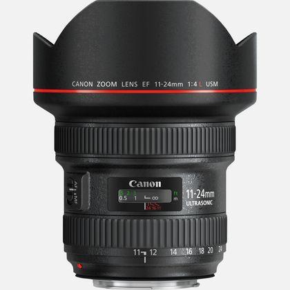 Objectif Canon EF 11-24mm f/4L USM