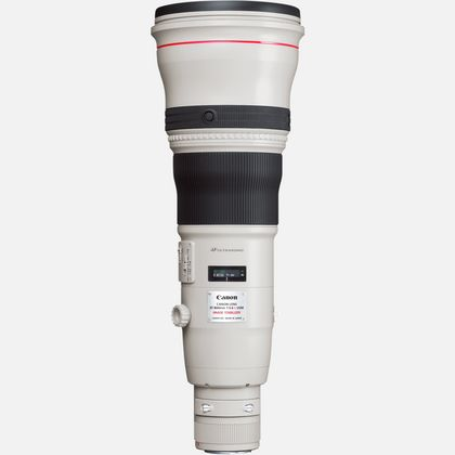 Objectif Canon EF 800mm f/5.6L IS USM