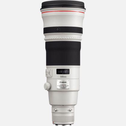 Objectif Canon EF 500mm f/4L IS II USM