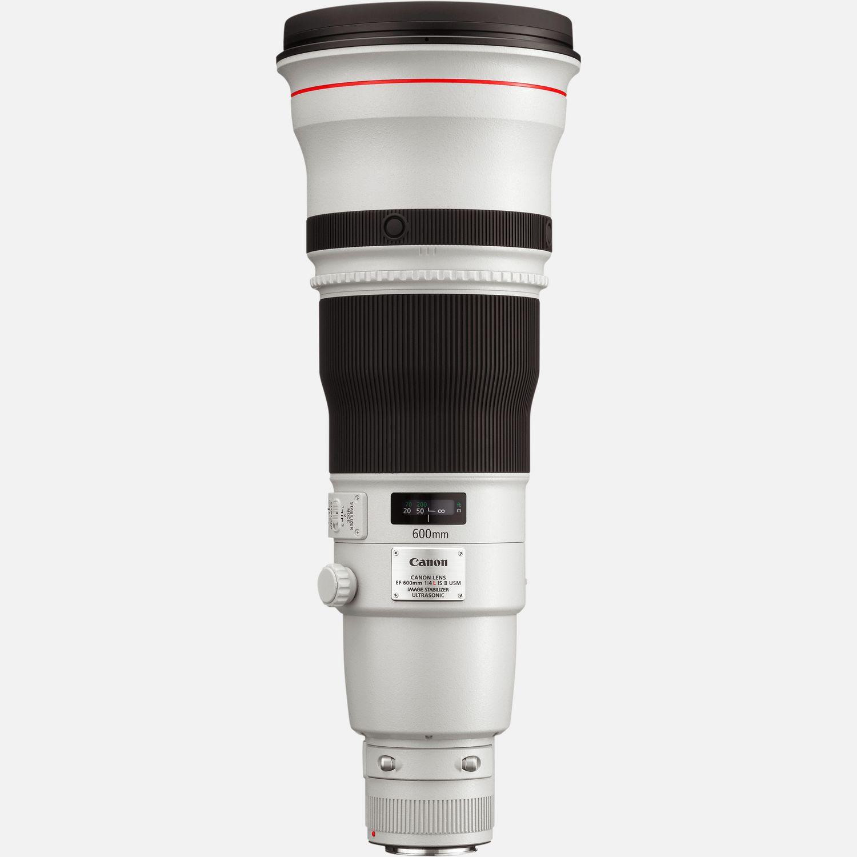 Compra Objetivo Canon EF 600 mm f/4L IS II USM — Canon Spain Store