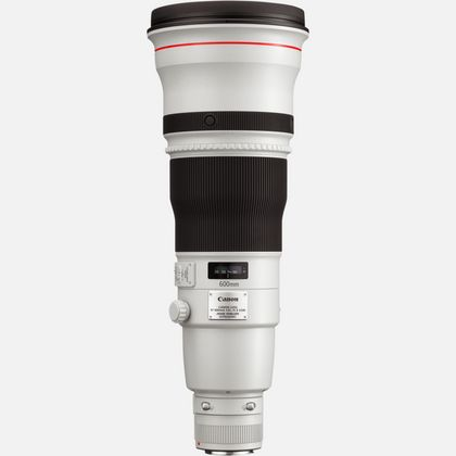 Objectif Canon EF 600mm f/4L IS II USM