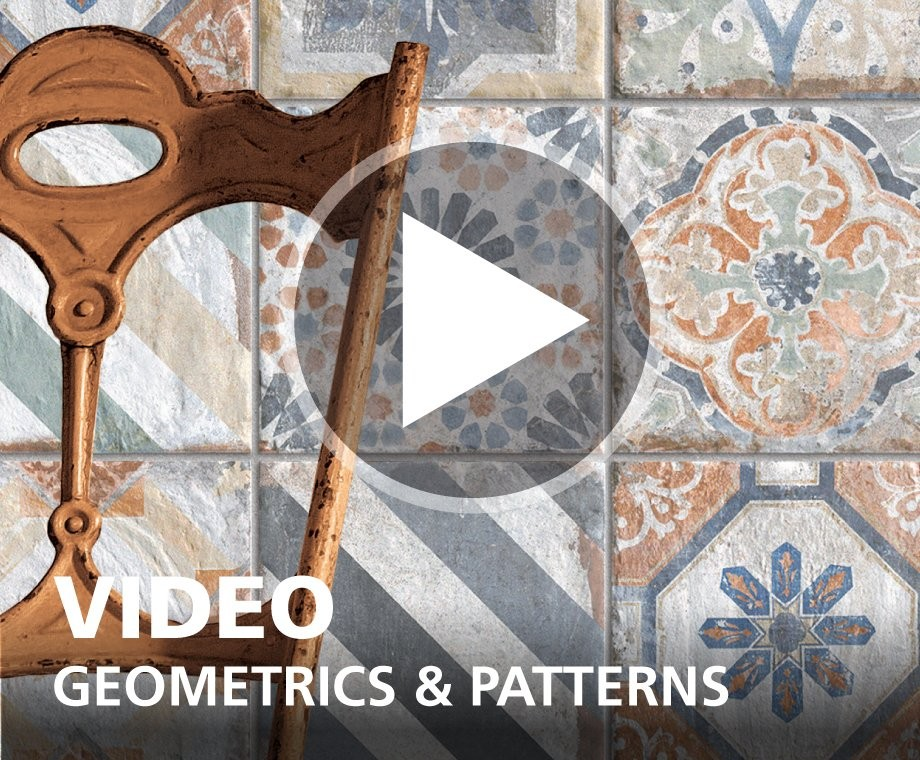 Geometrics & Patterns Video