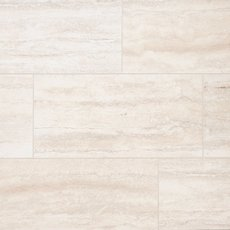 Travertini Bianco Porcelain Tile