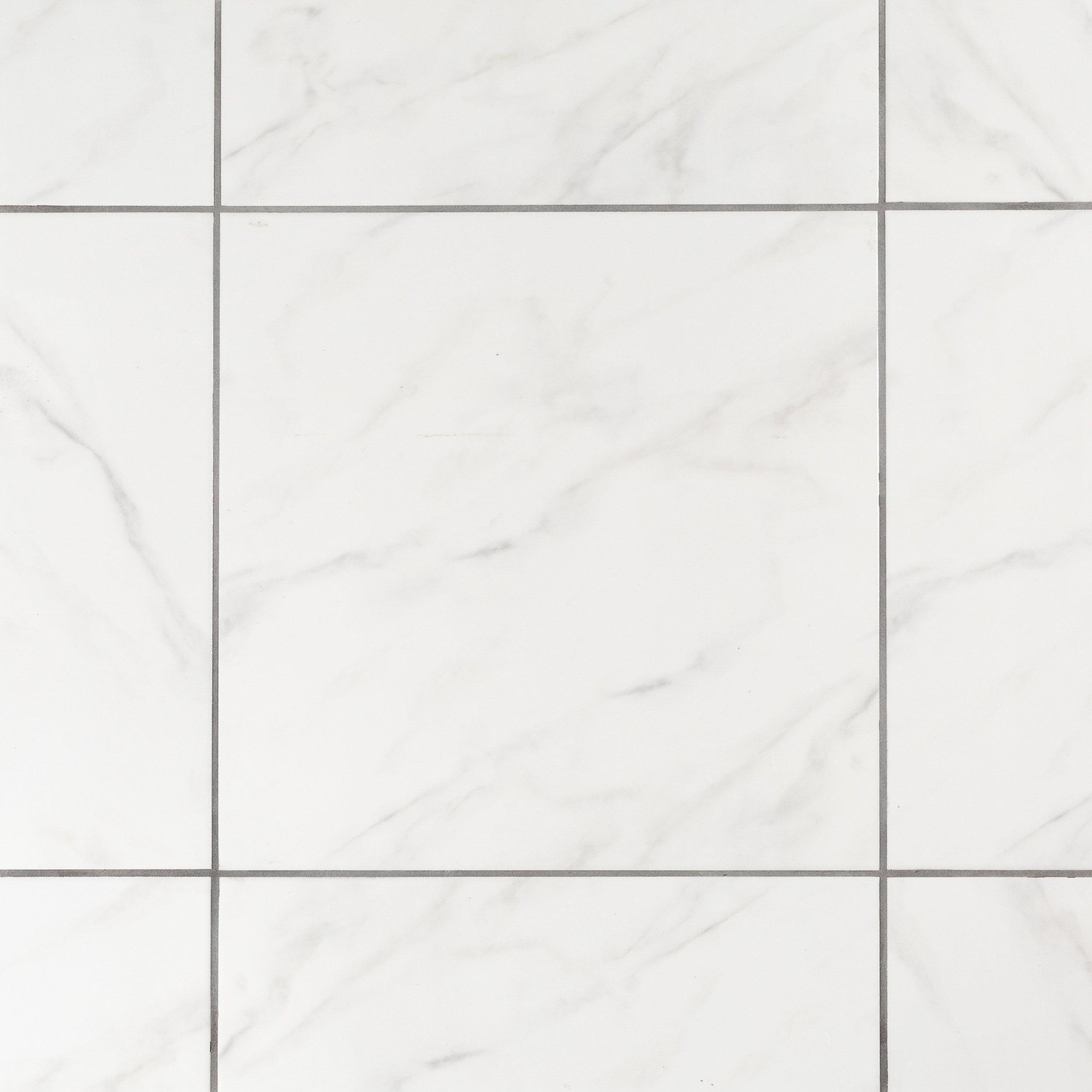 Silver White Ceramic Tile 21 X 21 100011352 Floor And Decor