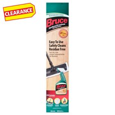 Clearance! Bruce Hardwood and Laminate Mop Kit
