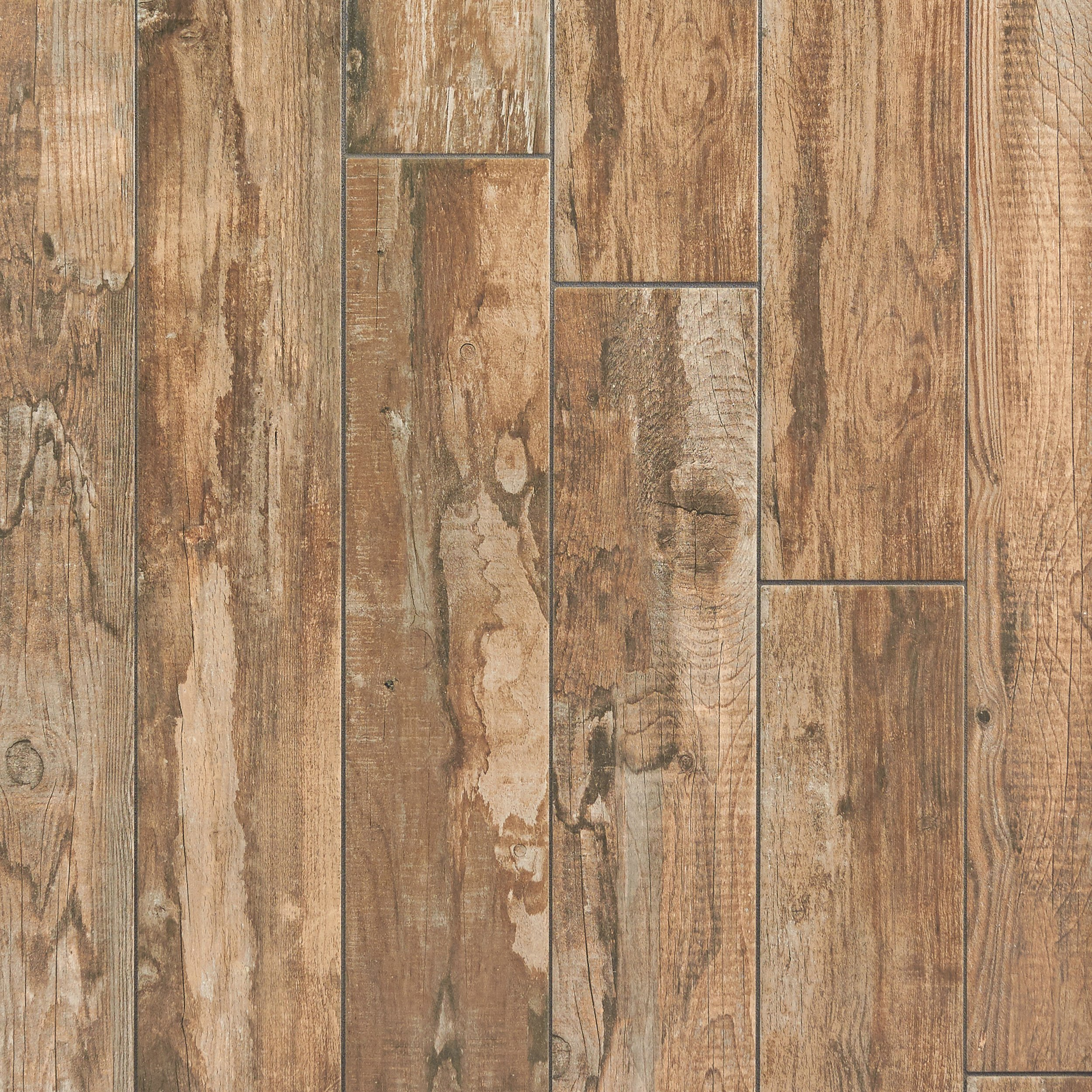 Porcelain Tile Wood Plank: Tahoe Ocre Wood Plank Porcelain Tile