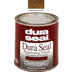 Duraseal Rosewood Penetrating Finish