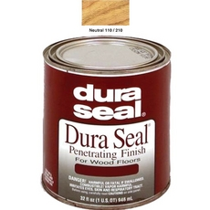 Duraseal Neutral Penetrating Finish