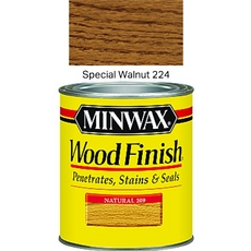 Minwax 70006 Special Walnut Interior Wood Finish Stain