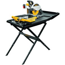 DeWalt Premium Tile Wet Saw with Stand