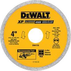 Dewalt XP 4in. Tile and Ceramic Blade